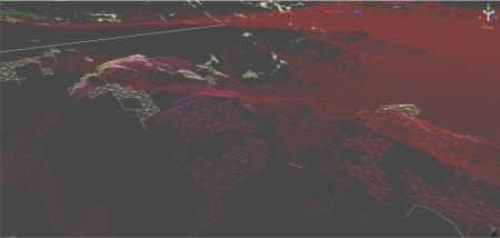 terminus terrain grid graph